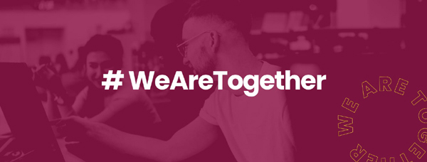 #wearealltogether